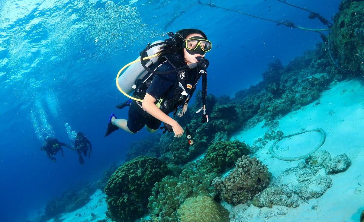 Best Dive Center Phuket