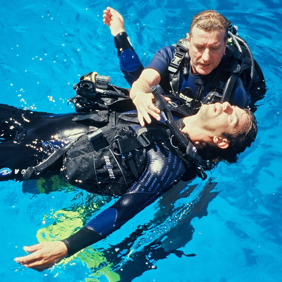 Rescue Divers Course