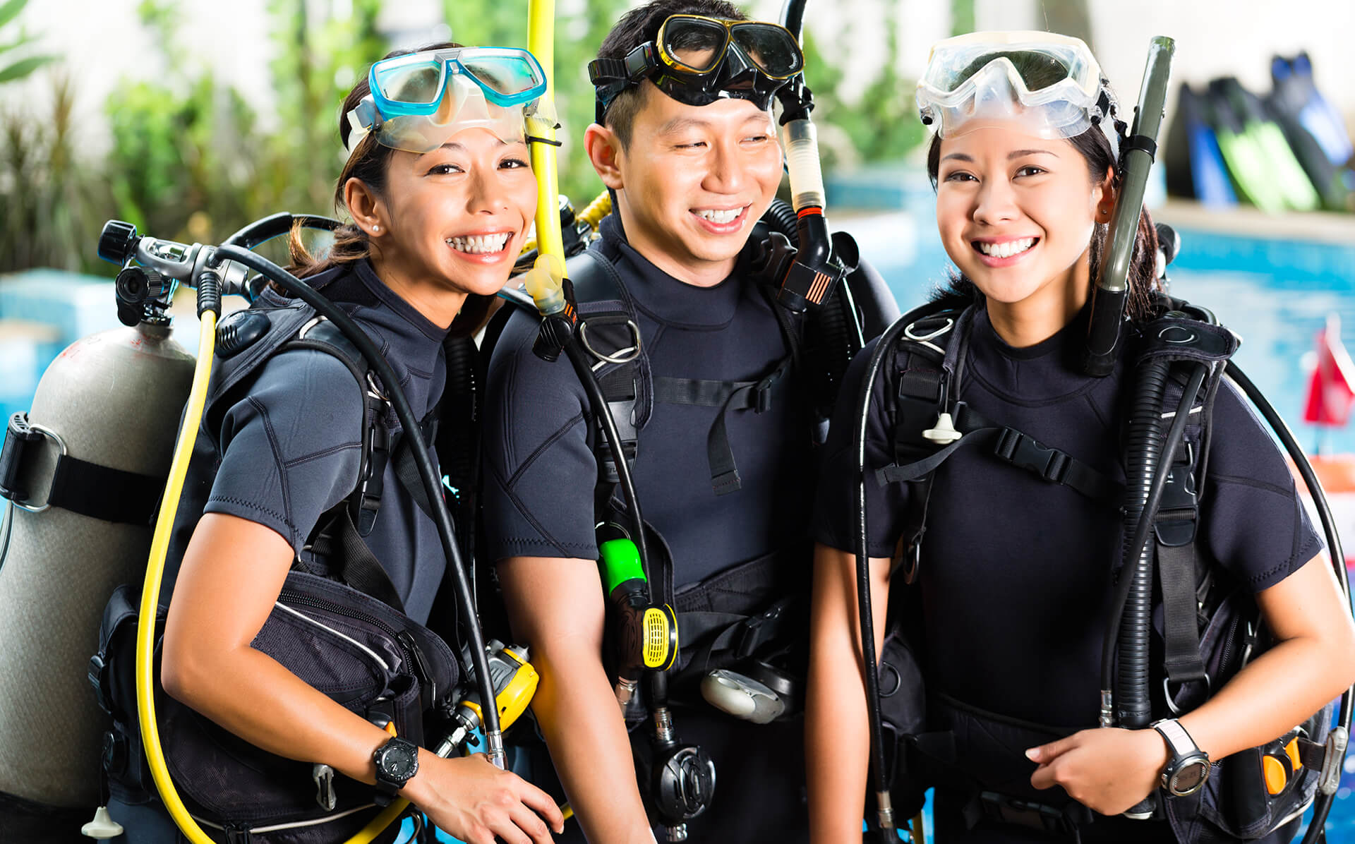 Best Dive Center Phuket