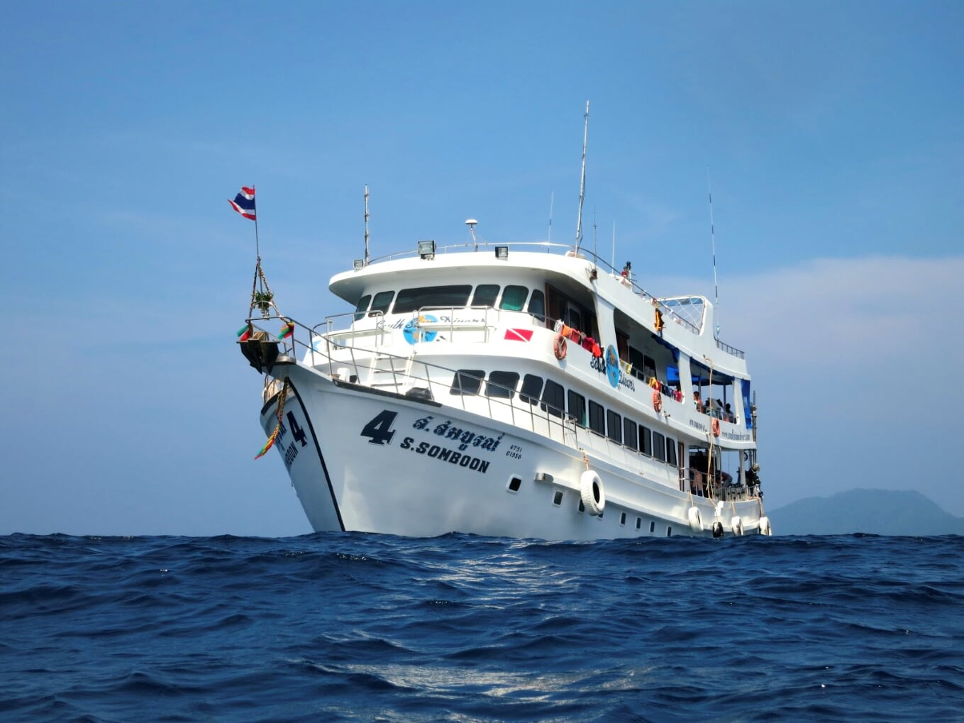 Similan Island Diving